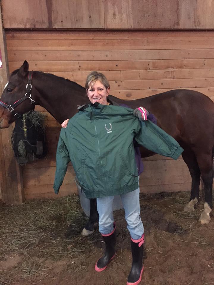 Sandy Jacket