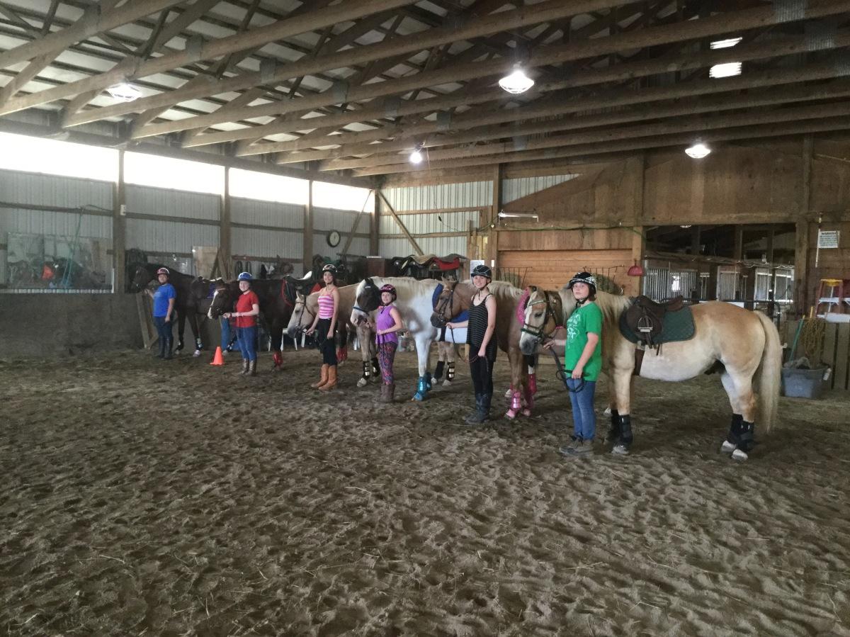 Summer Camps | Firefly Farm LLC Mason MI
